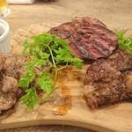 熟成肉バル カチガワウッシーナ -