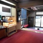笹乃雪 - 玄関口