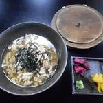 笹乃雪 - うずみ豆腐650円