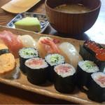 寿し鉄 - 料理写真:握り寿司