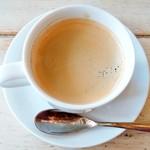 アマルフィイ カフェ - アマルフィカフェ@みなとみらい パスタランチのコーヒー