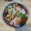 サバ6製麺所 - 料理写真:2017年5月 サバ醤油そば+サバ寿司 1000円