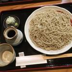 亀八庵 - せいろ蕎麦