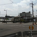 麺屋 龍 - 目の前にJR奈良駅