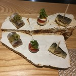 レストラン・エストゥディオ パリサンク -