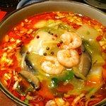 6874439 - 酸辣胡椒麺その1