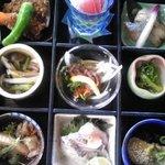 藍住茶房 - 如月(2月)のお食事