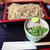 福杜 - 料理写真:もりそば