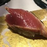 第三春美鮨 - 鰹 3.4kg 背 備長炭炙り 巻き網漁 千葉県勝浦