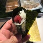 第三春美鮨 - 鉄火巻き
