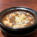 にしぶち飯店 - 麻婆豆腐