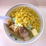 サッポロラーメン両国 - 料理写真:塩バターコーンラーメン