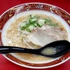 大黒 - 料理写真:白ラーメン(600円)