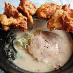 九州の味 壱骨麺 - 料理写真: