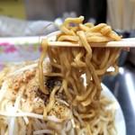 ジロリアン - ゴワポキ麺
