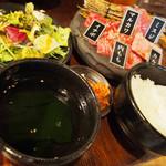 焼肉ワインバル mEat Esola - 特選和牛盛り合わせ