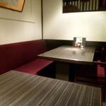 越後の蔵 和心づくし あさひ山 - ◆テーブル席