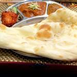 ナマステネパール - 料理写真:メンズセット