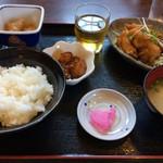 成 - 日替わりランチ(600円)