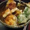 手打蕎麦 しずおか - 料理写真:野菜天丼