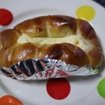 わたなべパン - ちくわパン(210円)