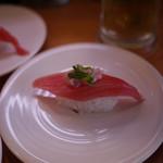 かっぱ寿司 - 天然まぐろハラモ~☆