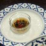 ポータ ライ - プリックナンプラー(唐辛子の魚醤漬け)