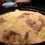 牛鍋アイロン -