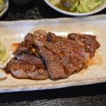 旬菜食堂まんま家 - 料理写真:牛リブロース