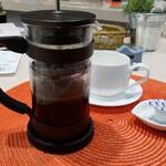 ビーチ食堂 Mr. BEACH - フレンチプレスコーヒー