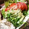 太鼓判亭 - 料理写真:サラダ?