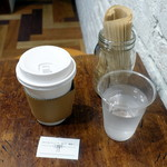 ベジスタンド - ホットコーヒー(346円)