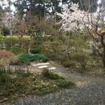 和洋食道 Ecru - 大広間からのお庭の眺め