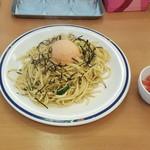 スパゲッティキング - 明太子スパ