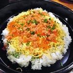 魚沼釜蔵 - コース料理(魚沼特Aコシヒカリのばら寿司)