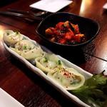 コサリ ニューコリアン テーブル トウキョウ - 水餃子
