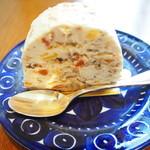 オーボンヴュータン - 料理写真:ヌガーグラッセ