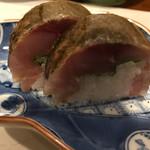 酒処 依屋 - 鯵棒寿司
