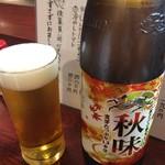 68762274 - 瓶ビール