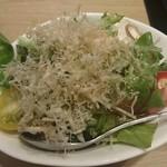 最飛びヒレ家 馬喰一代 名古屋EAST - 自家製豆腐サラダ