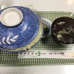 若松食堂 - ソースかつ丼