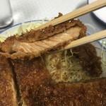若松食堂 - お肉アップ