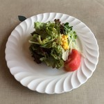 レストランサイトー - サラダ
