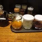 ぶりあん - 7種の調味料