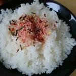 サッポロ麒麟ラーメン - キリンセットのご飯(約2膳分)