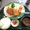 むさし - 料理写真:かつ三昧定食(税込1,450円)