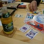 68765837 - シードル&ボードゲーム