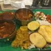 ゼロワンカレー - 料理写真:ゼロワンカレー  ビープドピアザとケララシーフードマサラ