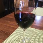 ちかさんの手料理 - ドリンク写真:赤ワイン520円