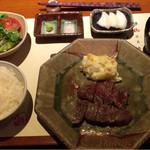 68766531 - 黒毛和牛フィレステーキコース 4900円(税別)